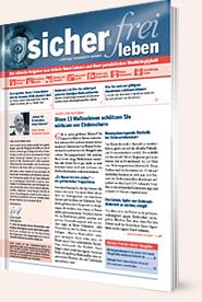"""Ausgabe """"Sicher & Frei leben"""""""